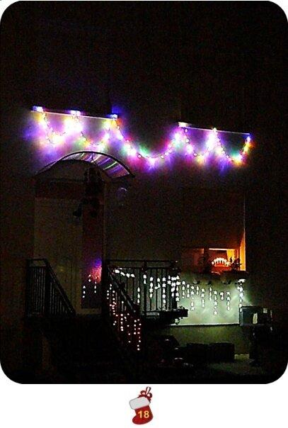 Quartier Drouot - Calendrier des lumières 18