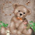 Paquita et l'ours