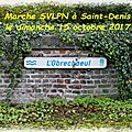 SAINT DENIS (Mons) le 15/10/2017