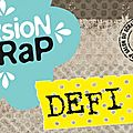 Défi n°9 version scrap