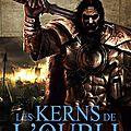 2014#38 : les kerns de l'oubli (tome 1) - l'exil de feldrik rivat