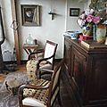 L'atelier de suzanne valadon au musée de montmartre