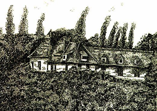 Chateau de Gilet
