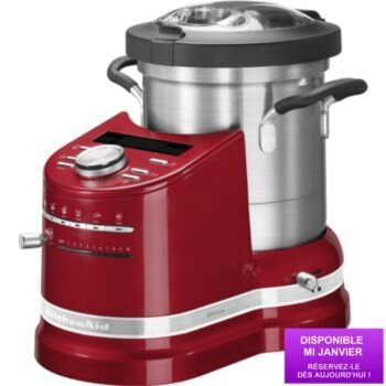 kitchen aid cook processor