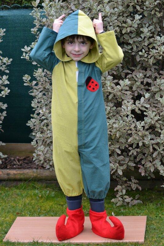 Le Petit Elfe de la Forêt