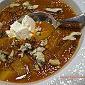 Soupe tomates lentilles pommes de terre