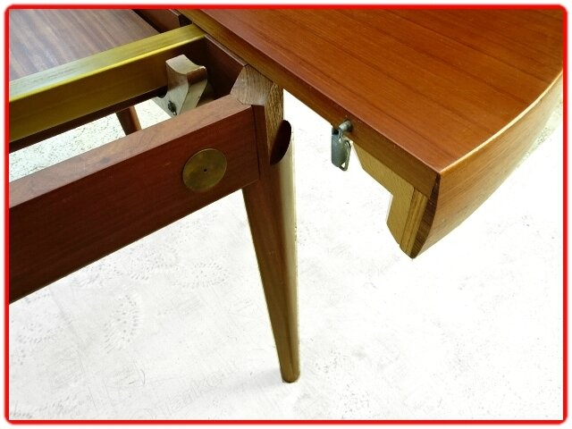 table extensible teck 1960