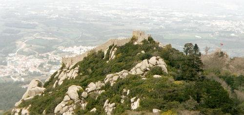 Sintra-chateau maure