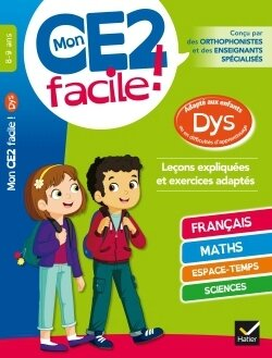 cahier ce2 dys hatier
