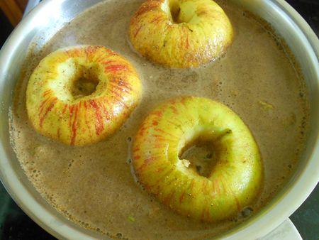 Pommes aux épices 2