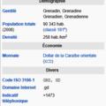 histoire de GRENADE 2