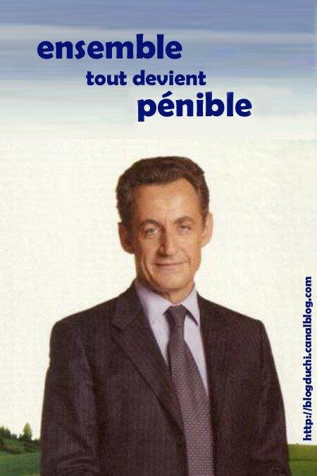 Sarko penible