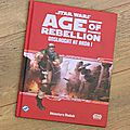 Star wars - age of rebellion - adventure module: onslaught at arda 1