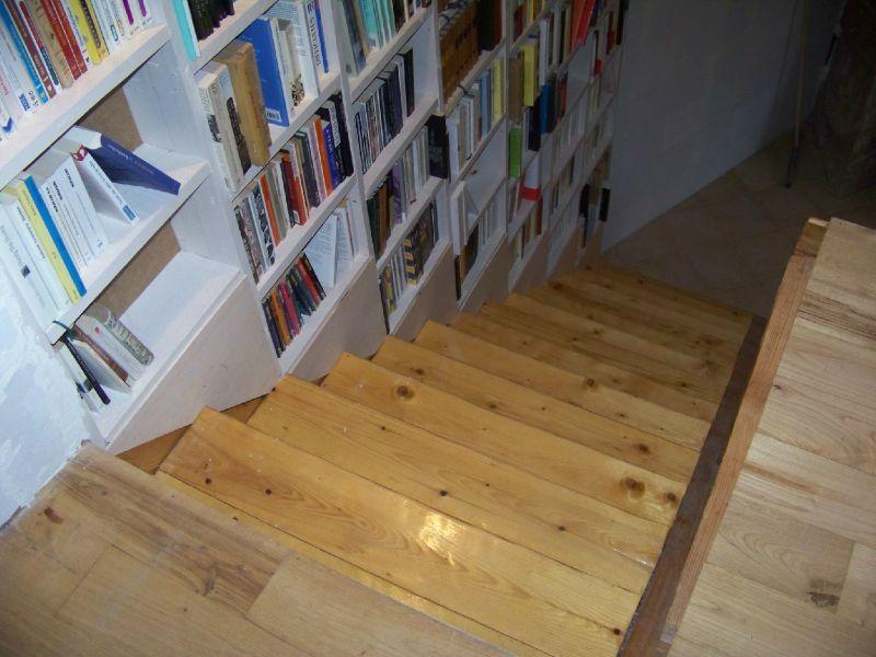 La Biblioth Que De L 39 Escalier R Habilitation D 39 Une B Tisse De 1862