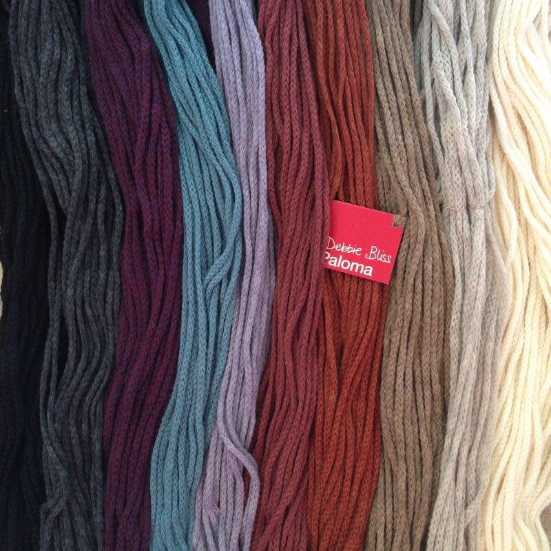 Fil à tricoter Paloma Debbie Bliss Boutique Avant-Après 29 rue Foch 34000 Montpellier (2)