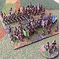 Infanterie anglaise péninsule, suite et presque fin