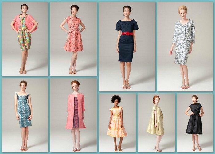 Mode vintage des années 50