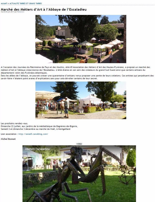 Tarbes infos 20-06-17