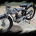 Motocyclette ravat 175 de 1927 ......