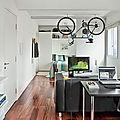 Un petit appartement bien agencé