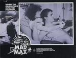 Mad Max lobby card australienne 4