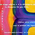 Prochain stage adultes