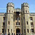 Royaume uni - Londres - La tour de Londres