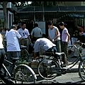 天津的生活. tianjin, scènes de vie en 2005