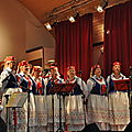 Chants et Danses traditionnels - 27 novembre 2011
