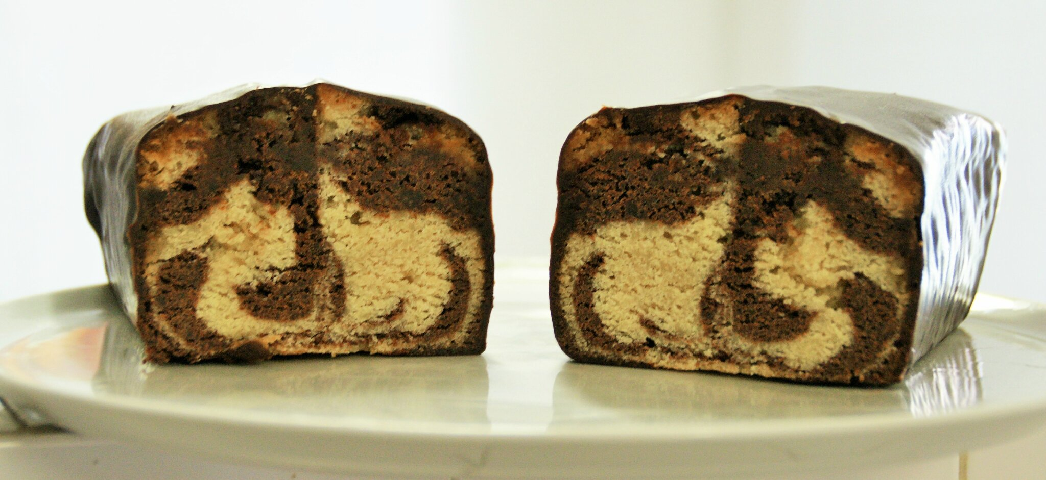 MARBRÉ VANILLE-CHOCOLAT