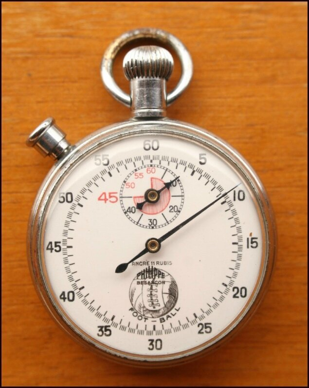 roger philippe chrono