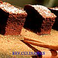 Brownies cacao piment d'espelette