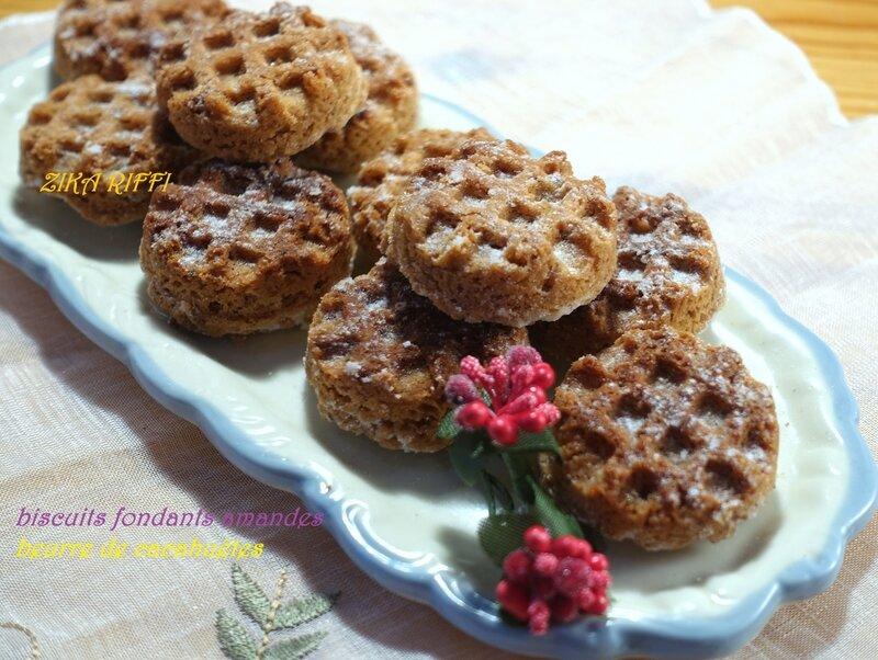 biscuits amandes beurre de cacaguètes1
