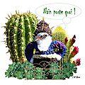 The serial crocheteuse n° 135 : cette semaine tous au jardin, c'est la fête aux nains.