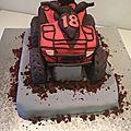 Gâteau Quad