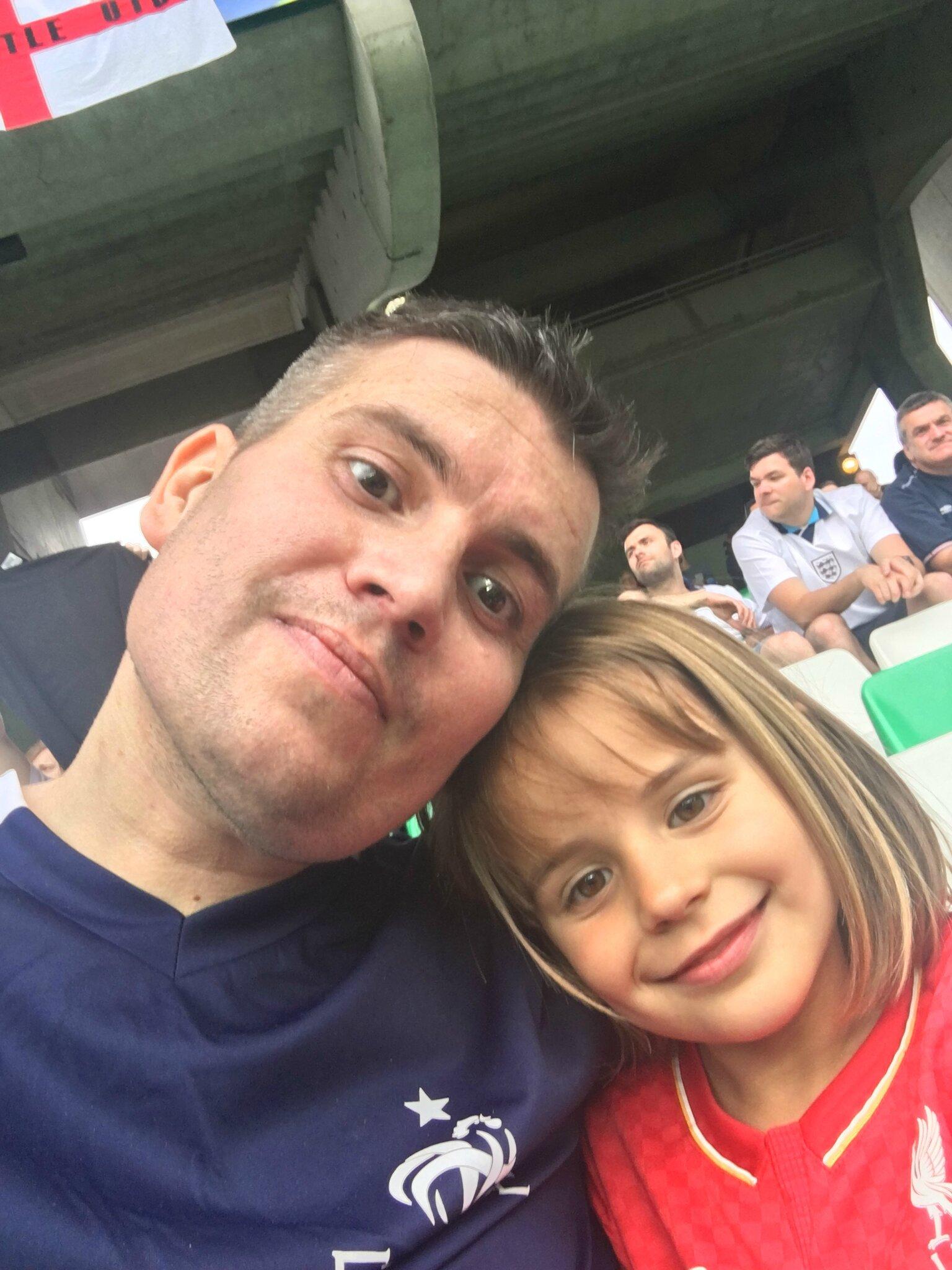 Vaincre la douleur pour un moment magique avec ma fille !!!