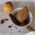 Poire en infusion d'aromes (4)