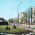 Loos, quartier des Oliveaux, agglomération de Lille
