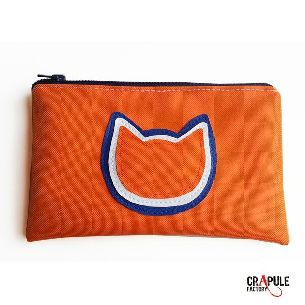 grosse-trousse-ecolier-chat-originale-pop-orange-applique-3-chats-superposes-bleu-blanc-orange-zip (1)