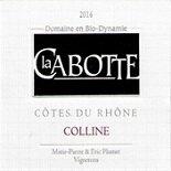 La Cabotte Colline 2014