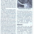 ARTICLE LE PETIT JOURNAL 090107