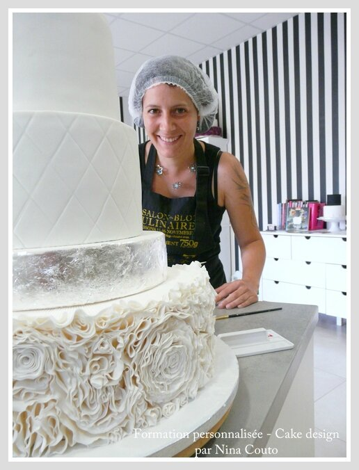 Formation cake design nimes Angelique 1