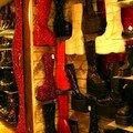 Des bottes à Camdem Market