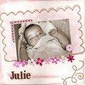 bébé julie-Panorama