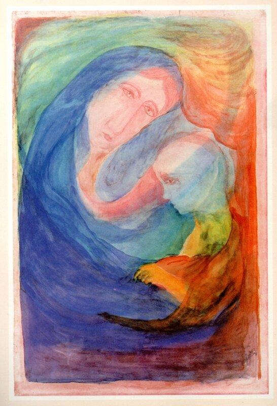 Mutter und Kind - Rudolf Steiner