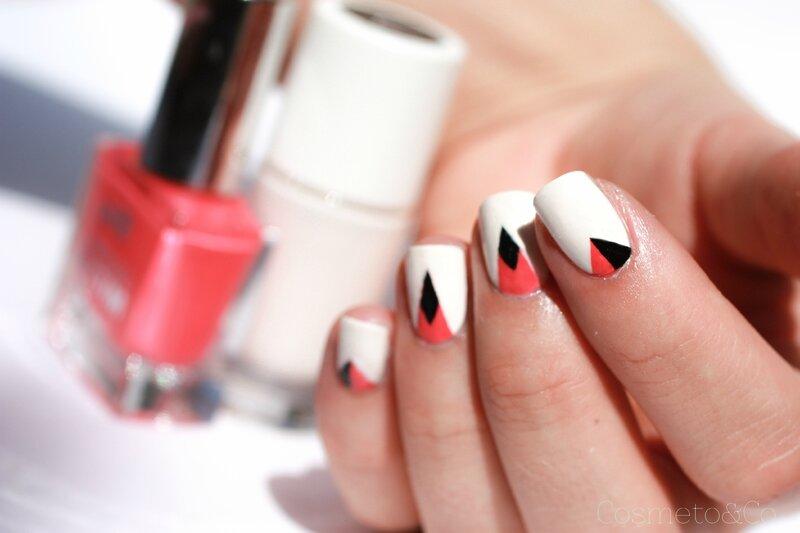 nail art géométrique-5