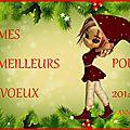Tous mes voeux pour 2014