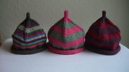 bonnets couleurs