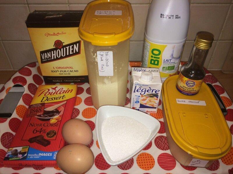 Crème dessert Vanille Chocolat (1)
