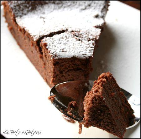 dessert ricotta chocolat
